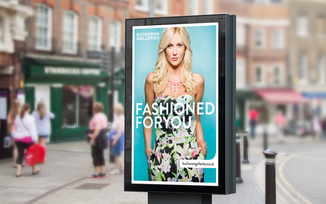 Fashioned For You advertising campaign by Maguires