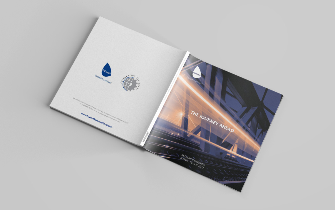 Babcock Business Plan Design 2016/17 by Maguires