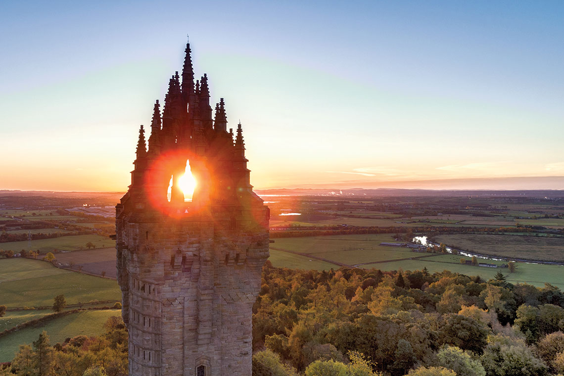 Stirling Alive with Scotland by Maguires