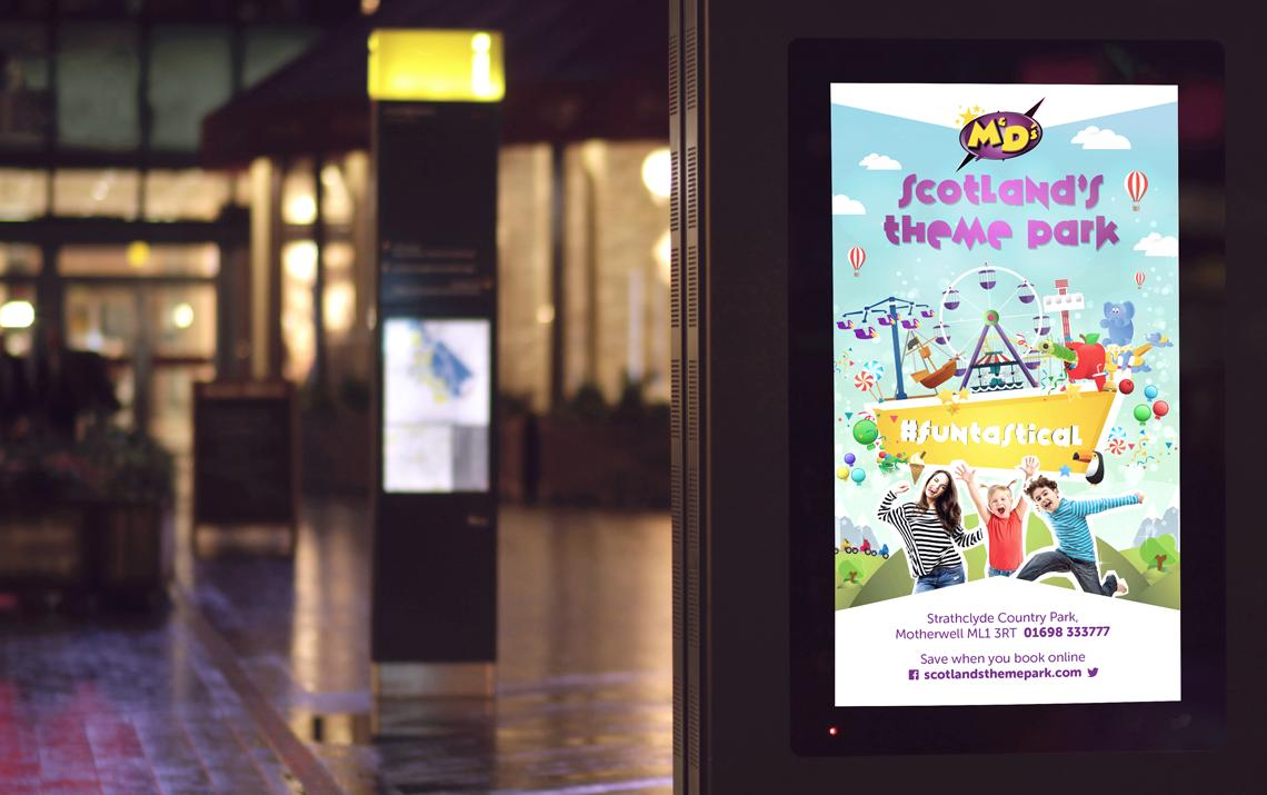 M&Ds #Funtastical Branding & Marketing Campaign by Maguires