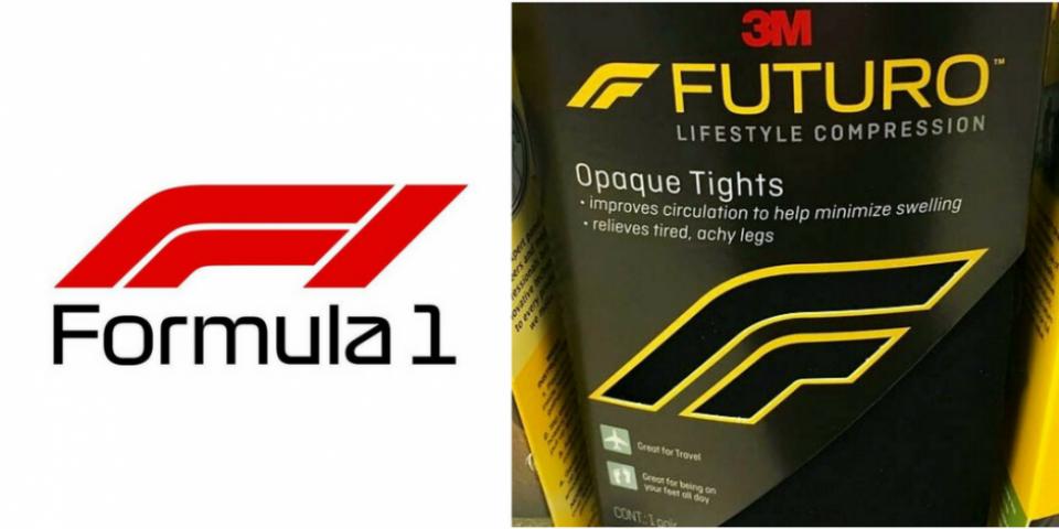 F1 & Futuro logos