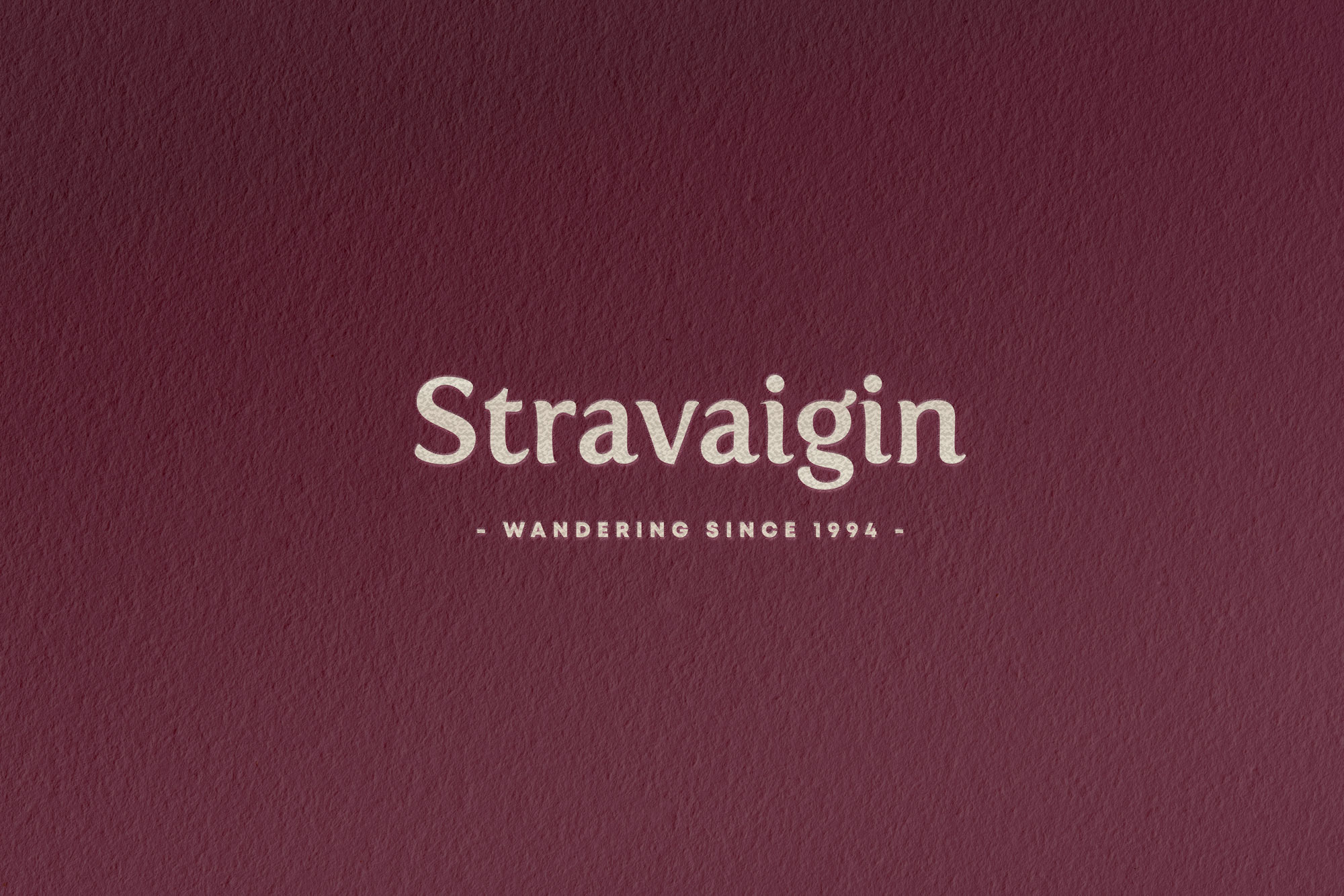 Stravaigin Branding Food Photography Maguires